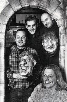 Poppen show Tony 1999