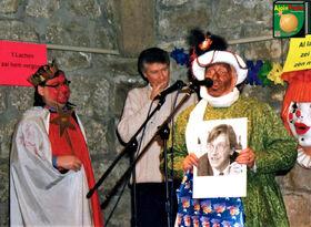 Driekoningenfeest 1995 Willy Van Mossevelde, Frans Wauters