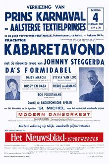 1961-1 Verkiezing Karel &Anny Van der Poorten