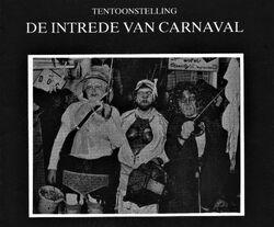 De intrede van carnaval