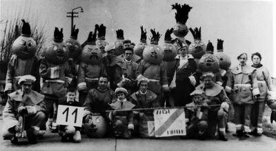 Vriendenkring Mijlbeek 1958