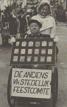 Frans Wauters 60ste stoet 23021990 De Voorpost