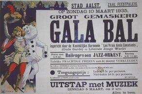 Bal oude garde 1935