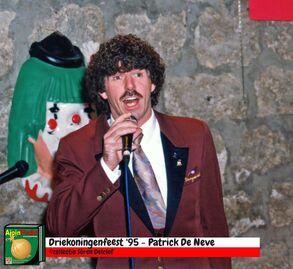 Driekoningenfeest 1995 Patrick De Neve (c)Ajoinpedia