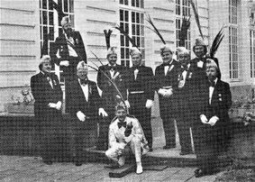 1981 - Uit boekje '10 Joar Prinsencaemere'