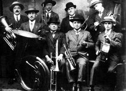 De Oude Garde 1928