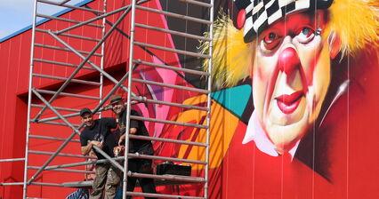 Graffitiaanhallen