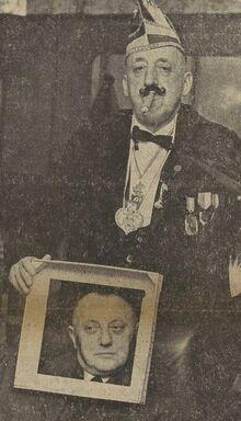 Pie Kees - De Bisschop Gazette van Aelst 18 januari 1969
