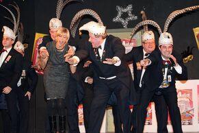 Prinsencaemere Driekoningenfeest 2012