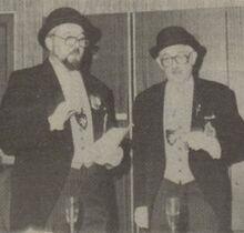 Daniel jacobus en Herman Louies De Voorpost 14111980