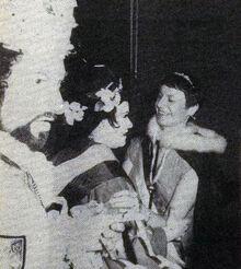 Ajuinprises en koningin 1980