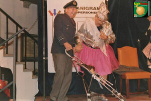 Raadszitting 1989 - André Dooms, Kamiel Sergant