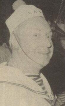 Frans Wauters De Voorpost 8 februari 1974