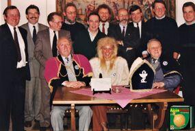 1990 - De Blaa Biskoppen