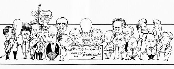 Feestcomité 1970