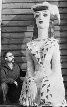 Marc De Bruyn 1957 Foto Herman Louies