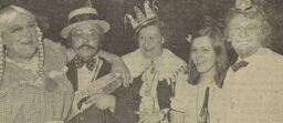 Driekoningenfeest 1974 Gazette van Aelst 19011974