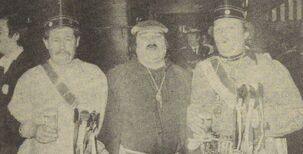 Miel en koningen Driekoningenfeest 1982