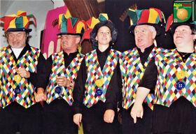 Driekoningenfeest 2000 Feestcomité (3)