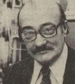 Dolf Boel De Voorpost 6 januari 1978