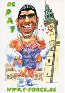 2006 - Kandidaat De Pat, Patrick De Neve