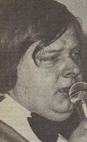 Kandidaat Bruno Driekoningenfeest 1978
