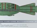 Type-600 Fumeterre Battlecruiser
