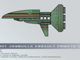 Type-807 Jonquille Assault Frigate