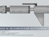 James G. Blaine-class Battleship