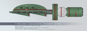 Type 208 amaranthe cruiser by rvbomally-d9hxmqu