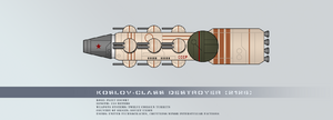 Koslov class destroyer by rvbomally-d9t7ul6
