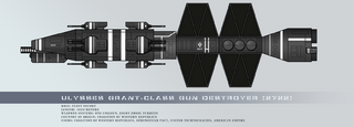 Ulysses grant class gun destroyer by rvbomally-d9h2sbx