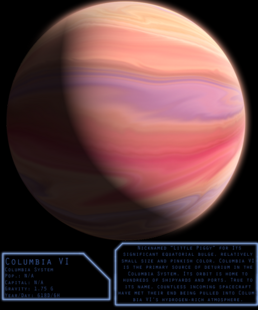 Columbia vi by rvbomally-d5jdbwh