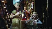 Daphne & Tiny (Aardman's Stage Fright)