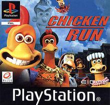 Chicken Run (video game)