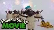 Shaun the Sheep The Movie - In UK Cinemas Now!