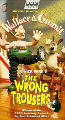 Wallace & Gromit - The Wrong Trousers