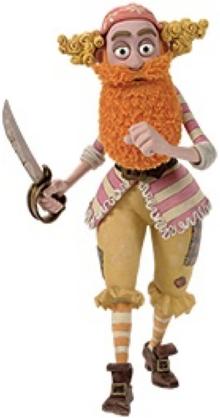 Surprisingly Curvaceous Pirate