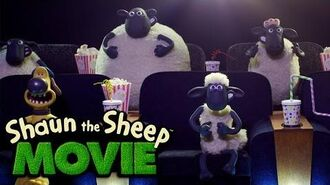 Shaun the Sheep - In the Cinema!
