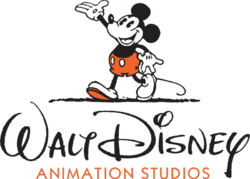 Walt Disney Animation Studios logo svg