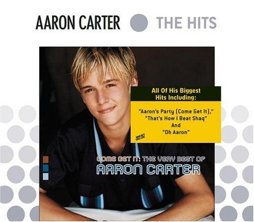 File:(Come get it) The very best of Aaron Carter album.jpg