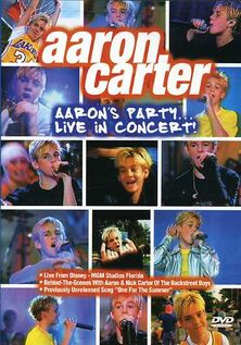 Aaron's Party Live in concert