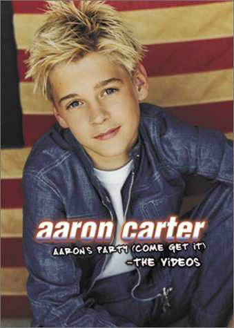 File:Aaron's Party the videos VHS.jpg
