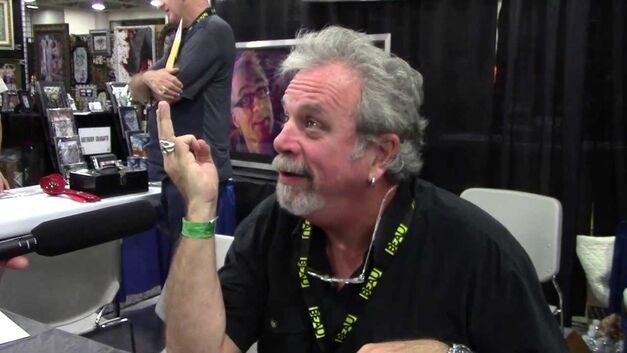Kevin Murphy, who played Tom Servo and Professor Bobo on Mystery Science Theater 3000.