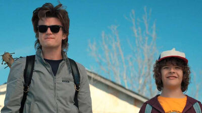 Why Dustin and Steve Make the Best Double Act in 'Stranger Things 2'
