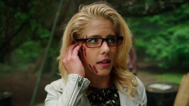 Arrow Felicity