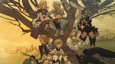 'Final Fantasy XII' HD Remaster Coming in 2017