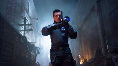 Josh Hutcherson and the 'Future Man' Cast Get Outrageous at NYCC