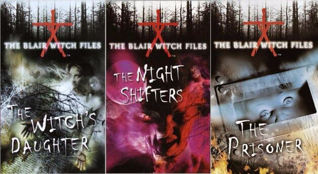 blair witch history files books