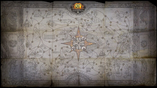 The Atlas of Worlds POE
